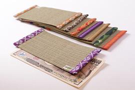 波動畳お財布浄化シート