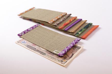 波動畳財布浄化シートメインイメージ